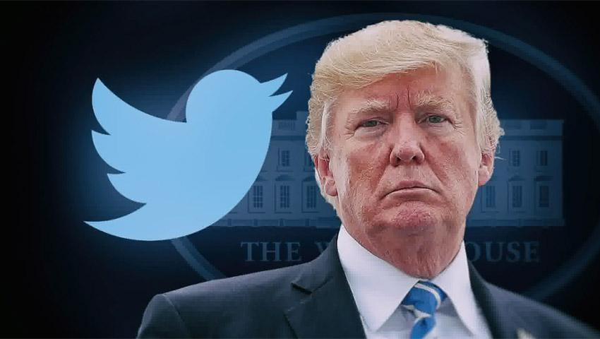 دونالد ترامپ و توییتر