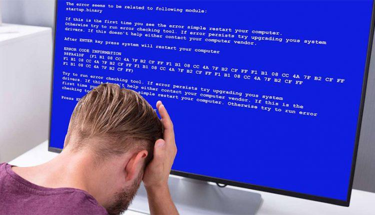 مشکلات پیش آمده پس از آپدیت ویندوز 10 را چگونه حل کنیم