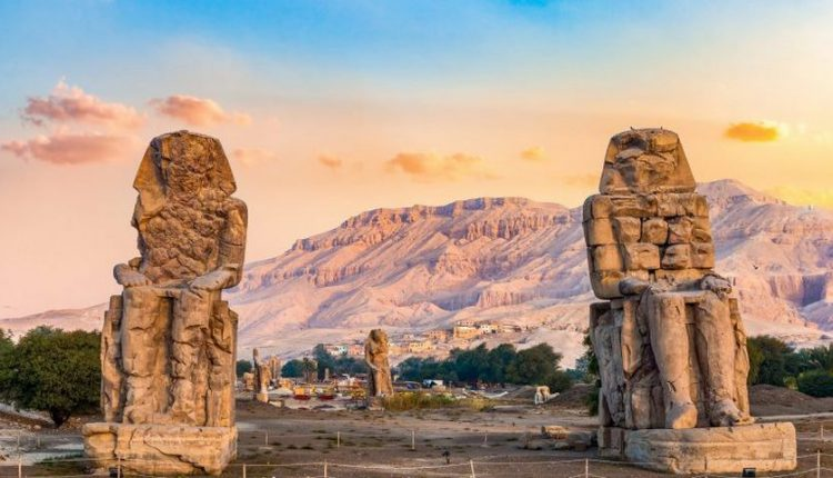 5 قطعه سنگ غول پیکری که مصریان باستان آنها را جابجا کردهاند