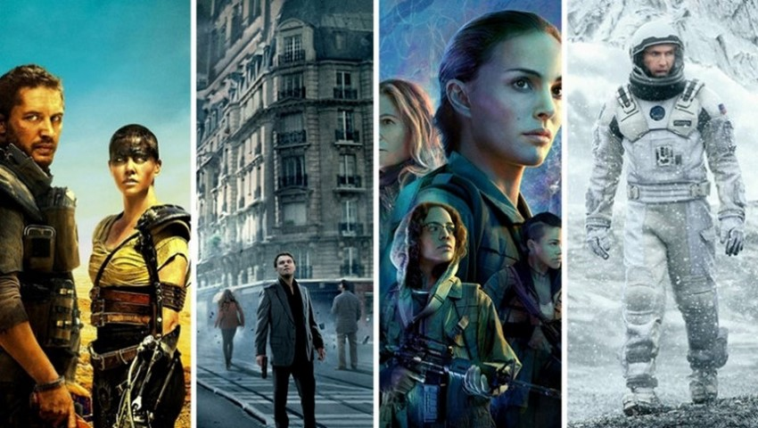 10 فیلم برتر علمی تخیلی در ژانرهای مختلف