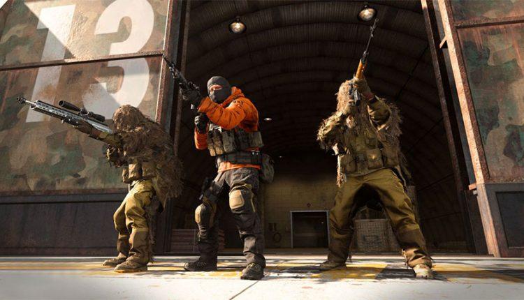 بازی Call of Duty: Warzone