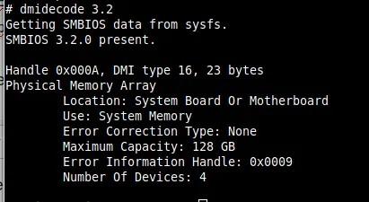 رایانه من حداکثر از چه میزان حافظه رم پشتیبانی میکند؟