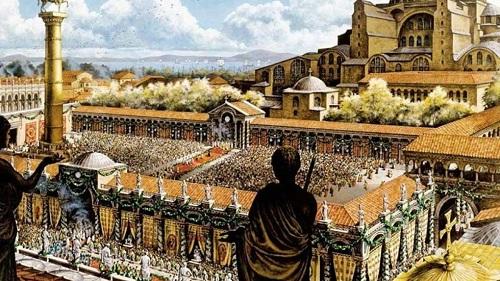 امپراطوری بیزانس