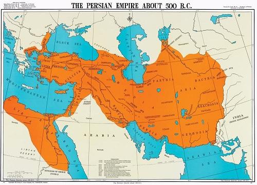 امپراطوری پارس یا هخامنشی