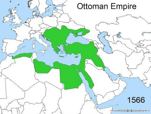 امپراطوری عثمانی