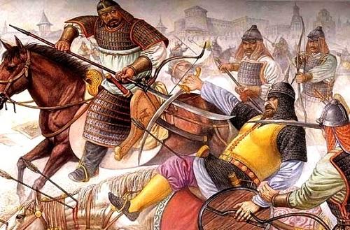 امپراطوری مغولها