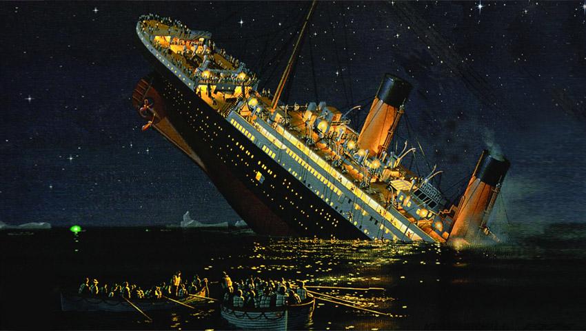 بازماندگان کشتی تایتانیک