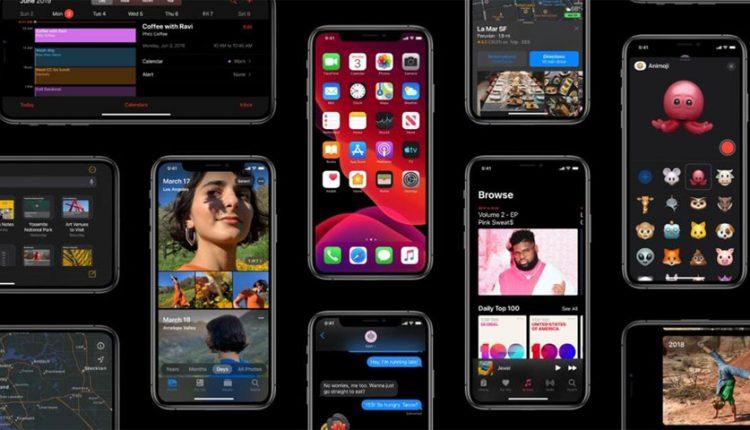 بروزرسانی iOS 14