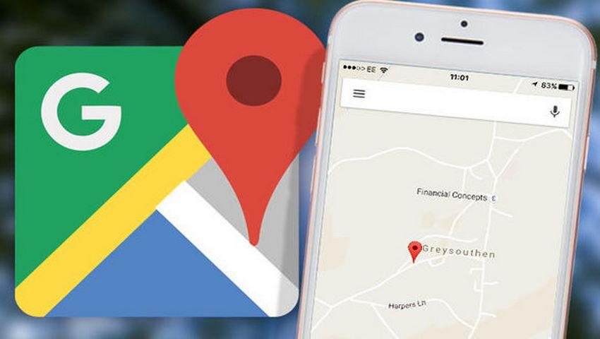 چگونه از گوگل مپس به صورت آفلاین استفاده کنیم؟