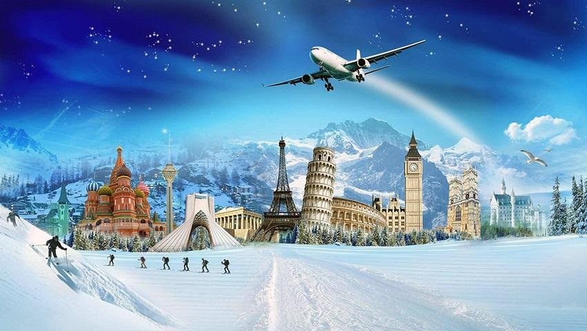 مهمترین جاذبههای گردشگری جهان