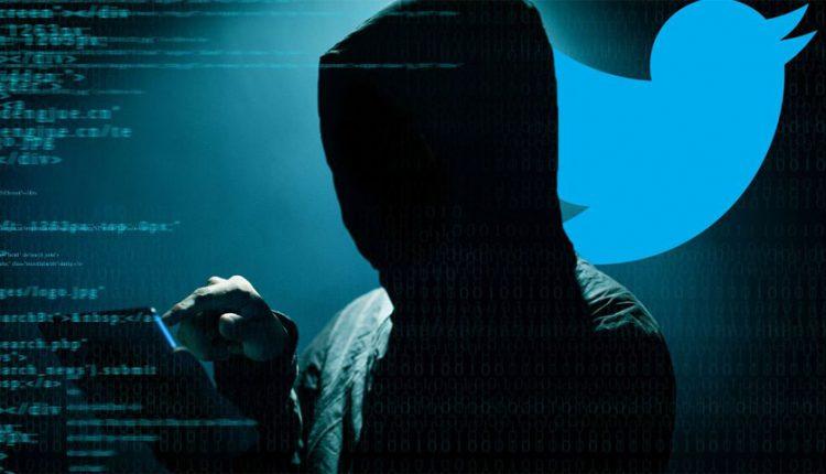 توییتر هک شد