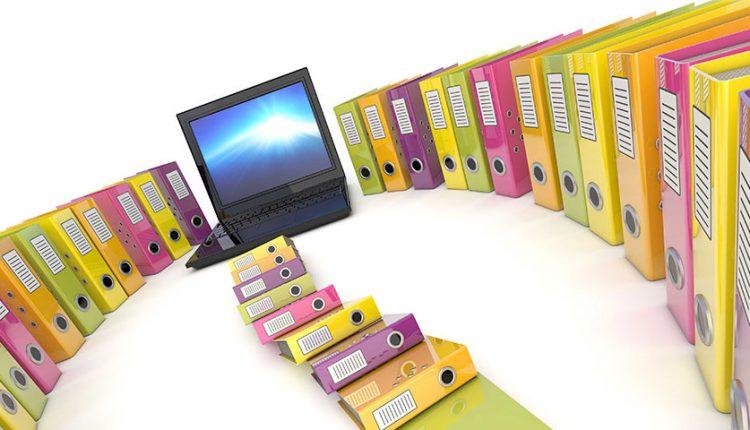 چگونه فایلها و پوشهها را مدیریت کنیم