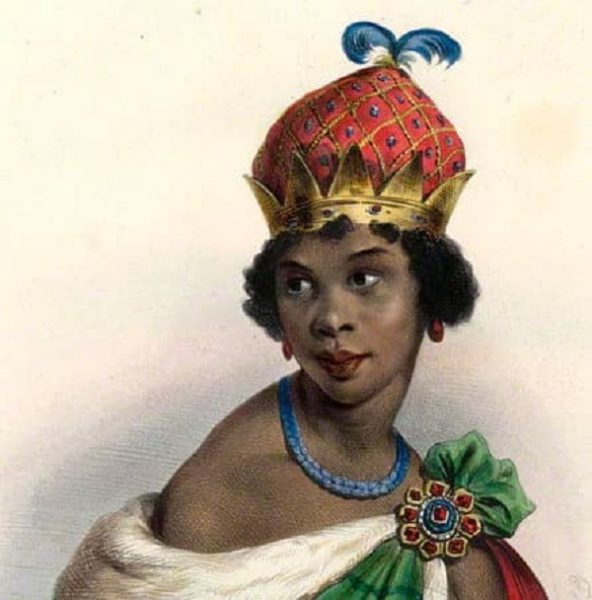 ملکه انزینگا