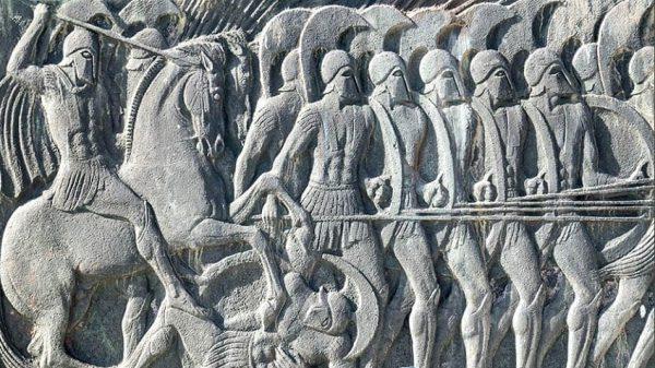 صلح و جنگ یونان