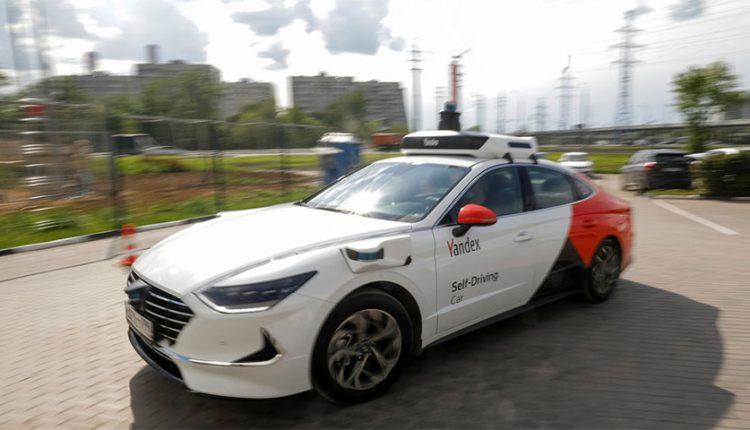 تاکسیهای خودران از سال 2024 وارد خیابانهای مسکو خواهند شد