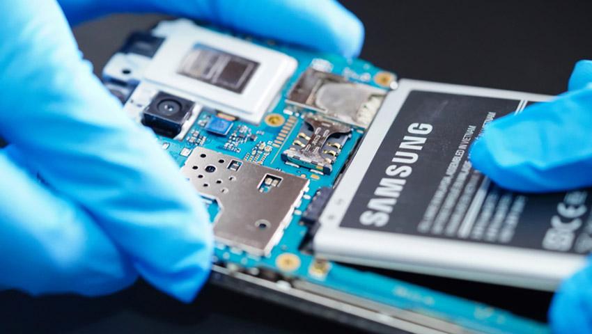 سامسونگ رکورد ظرفیت باتری گوشیهایش را میشکند