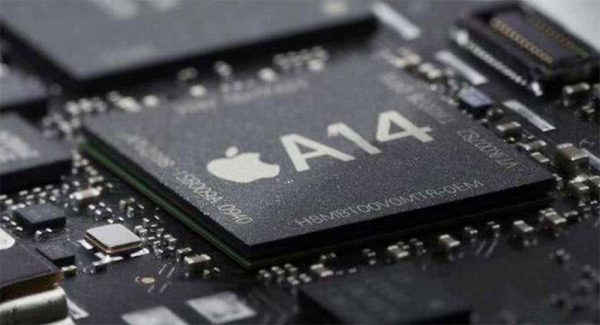 پردازنده A14 اپل