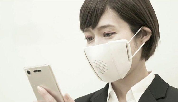 ماسک هوشمند هم از راه رسید