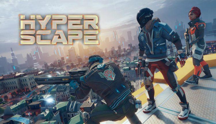 Hyper Scape معرفی شد