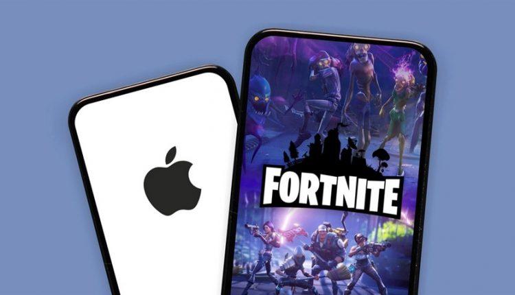 اپل حساب توسعه دهنده اپیک گیمز را مسدود کرد