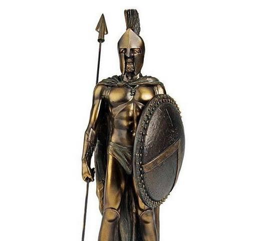 سپر اسپارت هپلن (Spartan Hoplon Shield)