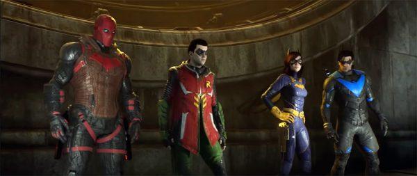 شخصیتهای بازی Gotham Knights