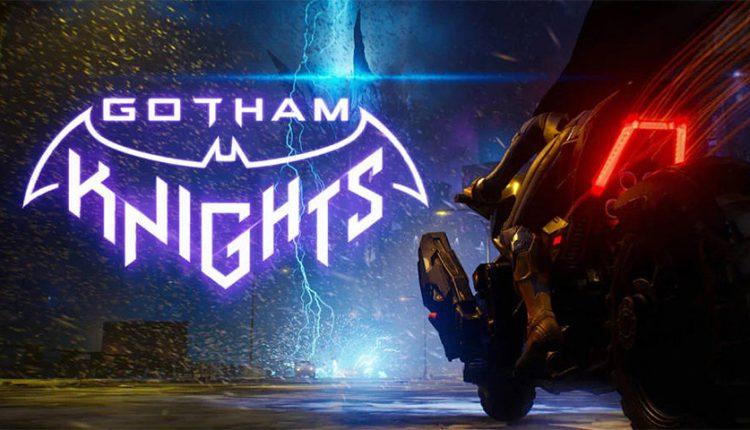 بازی جدید بتمن با عنوان Gotham Knights معرفی شد