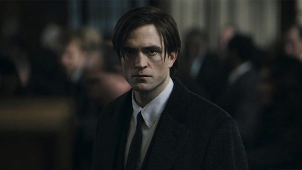 رابرت پتینسون در نقش بتمن