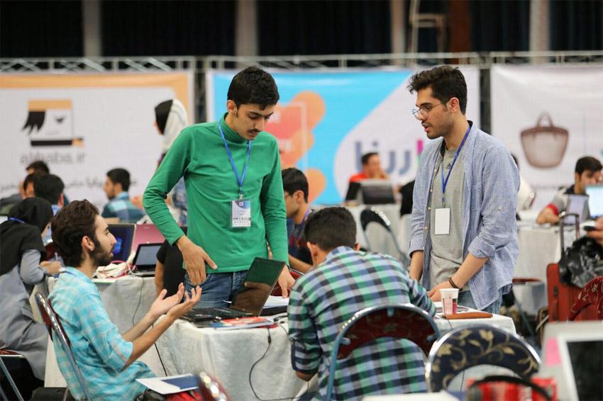 ماراتون برنامه نویسی تلفن همراه کشور (تصویر 2)