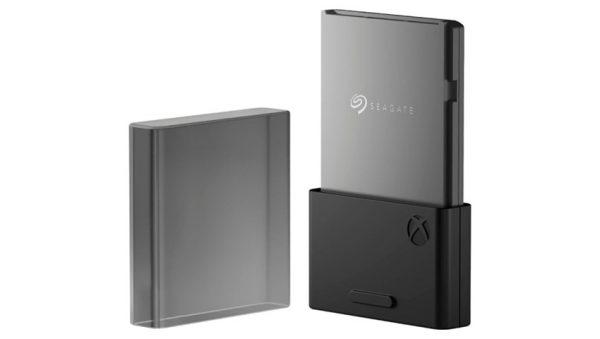 SSD سیگیت مخصوص ایکس باکس سری ایکس