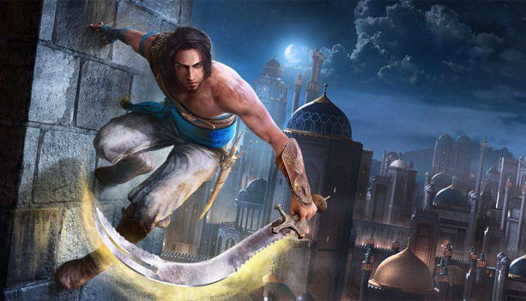 نسخه بازسازی شده Prince of Persia: The Sands of Time