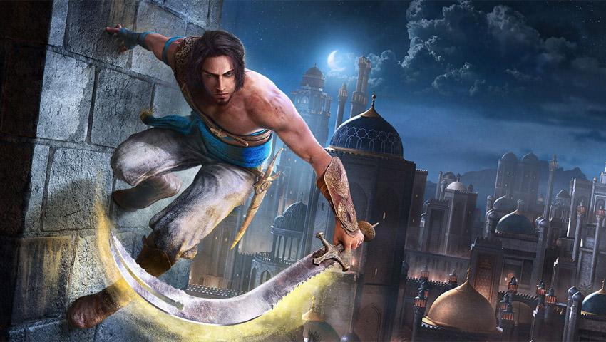 بازسازی Prince of Persia: The Sands of Time معرفی شد [تماشا کنید]