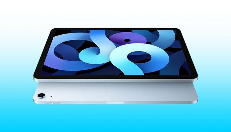 آیپد ایر جدید اپل معرفی شد