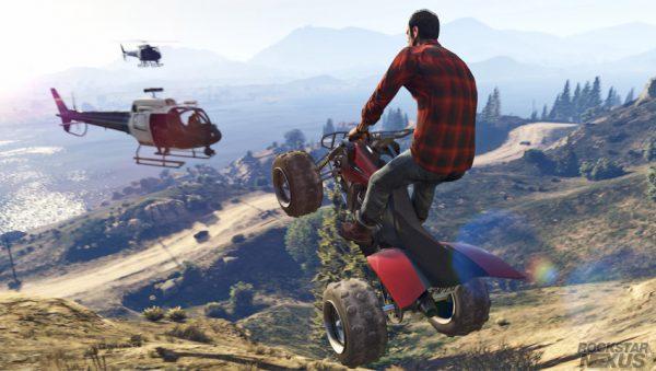 بازی Grand Theft Auto V