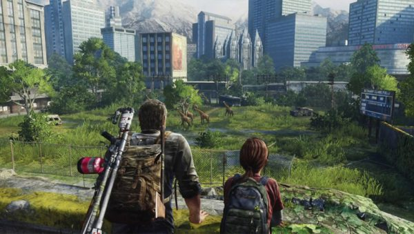 بازی The Last of Us Remastered