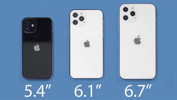 گوشیهای سری آیفون 12