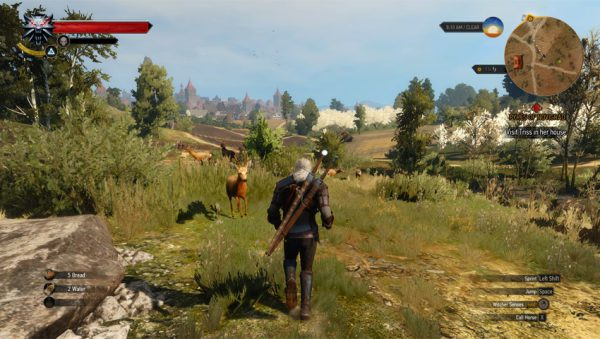 بازی The Witcher 3: Wild Hunt