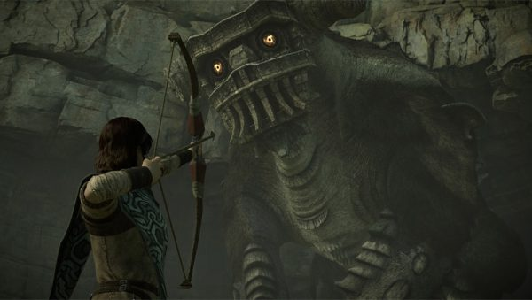 بازی Shadow of the Colossus