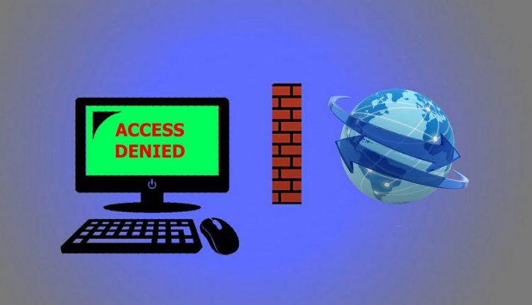 چگونه از دسترسی یک برنامه به اینترنت در ویندوز 10 جلوگیری کنیم؟
