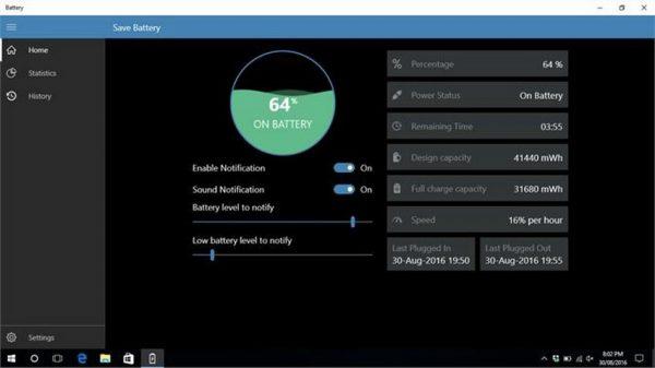معرفی 5 برنامه برتر برای تست باتری لپ تاپ