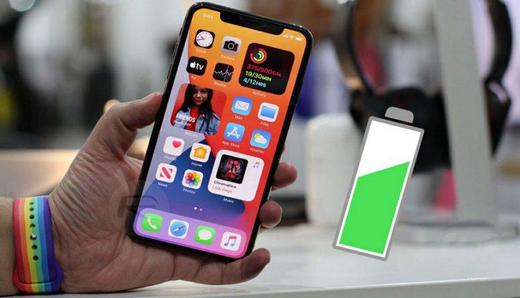 چگونه مشکل تخلیه سریع باتری در iOS 14 را برطرف کنیم؟