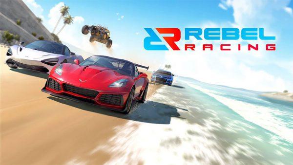 بازی Rebel Racing