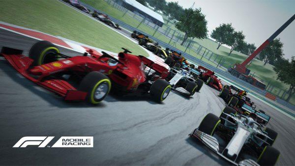 بازی F1 Mobile Racing