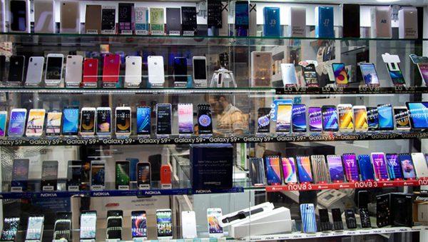 افزایش قیمت گوشی