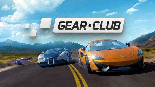 بازی Gear Club
