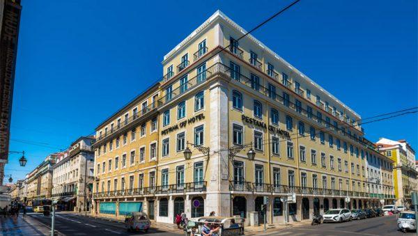 هتل کریستیانو رونالدو در شهر لیسبون