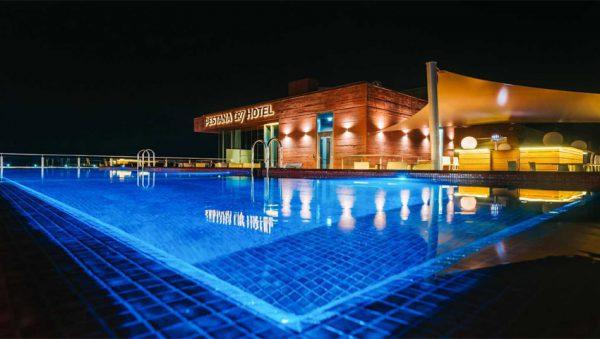 هتل کریستیانو رونالدو در فونچال