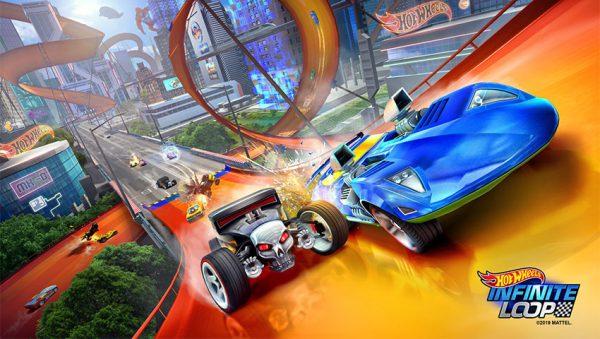 بازی Hot Wheels Infinite Loop