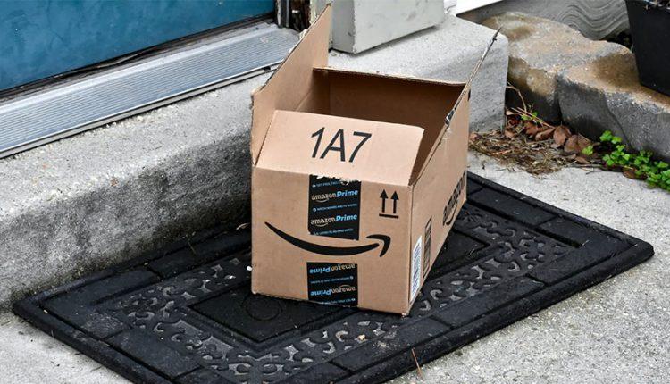 به سرقت رفتن پلی استیشن 5 از بستههای ارسالی آمازون