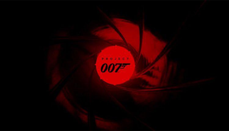 بازی جدید جیمز باند تحت عنوان Project 007